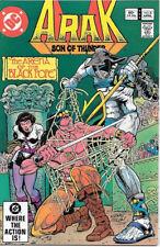 Arak Son of Thunder Comic Book #8 DC Comics 1982 VERY FINE+ NEW UNREAD