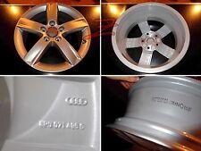 "Cerchio alloy wheel Volkswagen 5 razze Audi A1 A3 16"" diamond Ronal 8P0071496G"