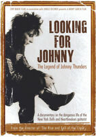 Looking for Johnny: The Legend of Johnny Thunders DVD (2014) Danny Garcia cert