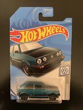 Hot Wheels Volkswagen Golf MK2 Diecast Car