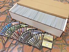 MTG - Lotto 500 Carte Rare, NC, Comuni e Terre Ideali per Starter Deck BLU