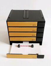 Fischer CBOX 5 Cassette Holder Storage Case Modular System