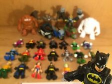 U CHOOSE- Imaginext DC Superfriends BATMAN Figures Batcycle Shipping Discount 2+