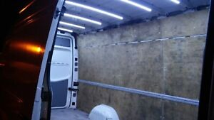 LED Laderaumbeleuchtung 4x1meter Sprinter Crafter Transit Master Iveco Top