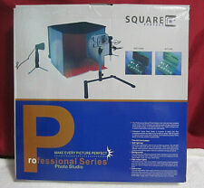 Portable Light Box Photography Photo Studio Tent by Square Perfect SP200 NEW!