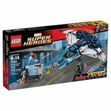76032 AVENGERS QUINJET CITY CHASE lego NEW marvel AVENGERS legos set ultron