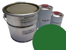 1 Litre Kit 2K peinture Voiture VW L 46M vert ancienne pas de transparente