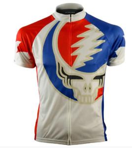 Grateful Dead Origins Men's Sport Cut Cycling Jersey