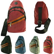 Unisex Men Women Fashion Backpack Camping Fanny Pack Shoulder Belt Waist Bag LOT