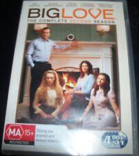 Big Love The Complete Season Season 2 (Australia Region 4) DVD – New