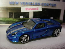 2017 HW EXOTICS Design PORSCHE CARRERA GT☆Blue;pr5☆LOOSE Hot Wheels