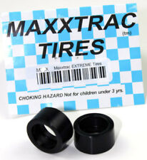 Maxxtrac M22X Extreme Silicone Tires for Carrera Peugeot 908 Dodge SRT8 Slot Car