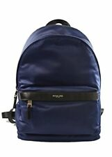 MICHAEL KORS MK Kent indigo blue backpack NEW