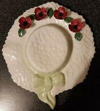 Compton Woodhouse Aynsley Summer Flowers Green Hat Fine Bone China England Vtg