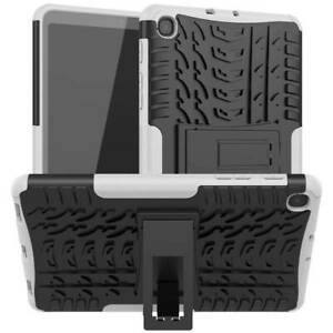 "For Samsung Galaxy Tab A 8.4"" T307U Tablet Heavy Duty Rugged Rubber Case Cover"