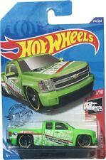 hot wheels 2020 chevy silverado treasure hunt