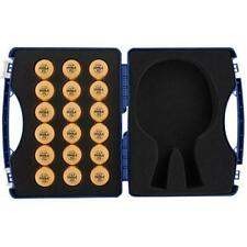 New listing Joola JOOLA Table Tennis Tour Case with 40 mm Three-Star Competition Balls - 18
