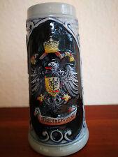 Deutschland - Nationalhymne - Vaterland - Bier Krug - Beer Mug - chope à bière