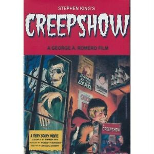 Creepshow - Stephen Kings (All Region Dvd)
