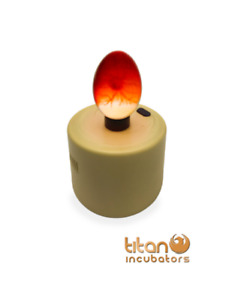Titan - Ei Schierlampe / Candler - Hohe Intensität