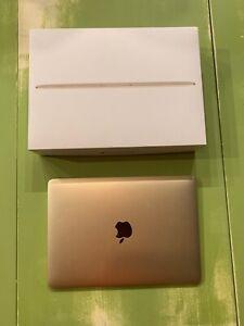 TOP Apple MacBook Gold (12 Zoll) SSD256 GB - (März, 2015) gebraucht aber TOP