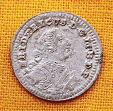 Late Medieval Austrian Coin - Fridericus Silver Kreuzer, 1752.