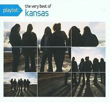 The Very Best of Kansas New CD Wayward Son Dust in Wind Point of Know Return