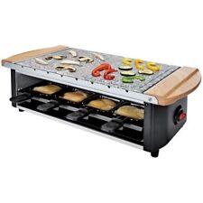Raclette Grill Piedra - brochetas Domoclip DOM255 - para 8 personas