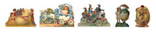 CHM - Antique Victorian Easter Standees- Medium Kit