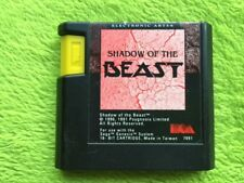 Mega Drive-Shadow of the Beast (solo módulo)
