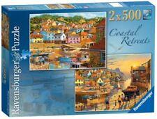 Puzzles et casse-tête Ravensburger paysages, nombre de pièces 500 - 749 pièces