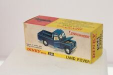 Dinky #344 - Land Rover - Blue - Box/B
