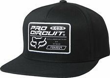 Fox Racing Pro Circuit Snapback Hat -  Mens Lid Cap