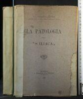 """LA PATOLOGIA DELLA """"S ILIACA"""". Federico Alzona. Ferraguti tipografi."""