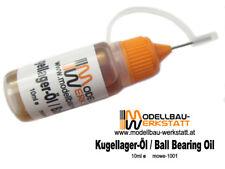 Modellbau-Werkstatt Kugellager-Öl / Ball Bearing Oil in Nadelflasche