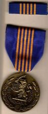 Pennsylvania National Guard Commendable Service Medal w/ RB in Plastic Issue Box