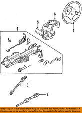 FORD OEM Steering Column-Lower Shaft 6L1Z3B676AA
