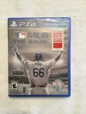 PS4 MLB 15 The Show New Sealed Sony PlayStation 4 Baseball Video Game L2