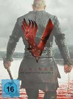 Vikings - Die komplette Season 3 [3 DVDs/NEU/OVP] 10 Episoden mit  422 Min