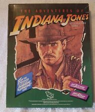 Vintage 1984 The Adventures of Indiana Jones Role Playing Game by TSR