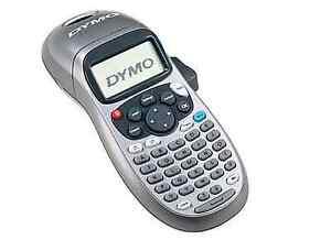 DYMO LetraTag Handheld Portable Electronic Labeler Label Maker Machine LT-100H