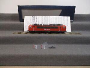 Gützold H0 39400 Elektrolok E-Lok BR 155 158-9 der DB Cargo Analog DSS in OVP