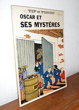 Ed. Deligne      TIF & TONDU    Oscar et ses mystères