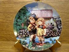 "M.J. Hummel Plate - Little Champions Collection - ""Hello Down There"""