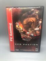 Red Faction (PC, 2001) THQ Manual not Included C