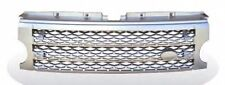 LR3 05-09 Discovery 3 Front Grille Land Rover L319 Silver With Honeycomb Mesh
