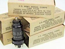 5x VT-86 = 6K7 = CV1942 =US6K7 = US-6K7 KEN-RAD Röhren tubes NOS NEW NEU