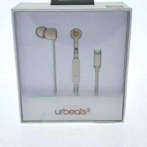 Beats Urbeats3 Headphone with Lightning Connector MATTE GOLD MR2H2LL/A NIB
