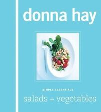 Salads and Vegetables (Simple Essentials), Hay, Donna,