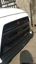 CARBON VS Front Grill Grille Bumper Garnish Cover For 08-15 Mitsubishi EVO X 10